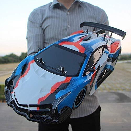 Monster recargable 40 km / h 4WD Profesional adulto Deportes de 2,4 GHz juguetes for los niños rastreadores RC carro de alta velocidad Radio Race control remoto de coches de deriva en las cuatro rueda
