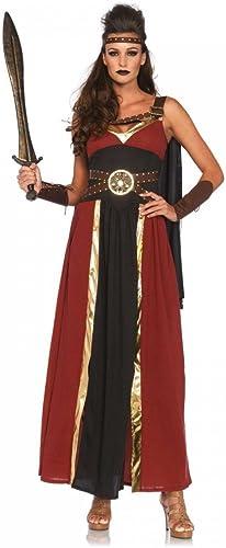 Shoperama Regal Kriegerin Leg Avenue Got LARP Medieval Ladies Fancy Robe with Cape