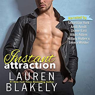 Instant Attraction cover art