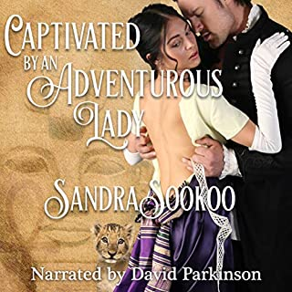 Captivated by an Adventurous Lady      Thieves of the Ton, Book 1              By:                                                                                                                                 Sandra Sookoo                               Narrated by:                                                                                                                                 David Parkinson                      Length: 9 hrs and 23 mins     Not rated yet     Overall 0.0