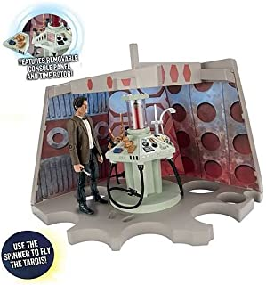 Underground Toys Doctor Who Junk Yard Tardis Playset