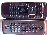 VIZIO XRT302 Qwerty keyboard remote for E701i-A3E, E650i-A2, M550VSE, E701i-A3, E601i-A3, M420KD, M470SL, M420SL, M550SL, XRT302, M470VSE, M650VSE