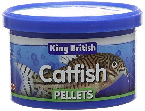 King British Granulés pour Poisson-Chat 65 g