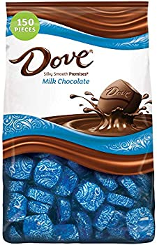 150-Pieces Dove Promises Milk Chocolate Candy, 43.07-Ounce
