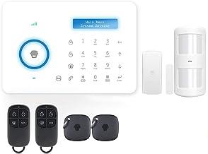 Chuango B11 315MHz Wireless Auto-dial GSM PSTN Alarm Security System LCD/RFID Touch Keypad PIR Motion Sensor Door Sensor R...