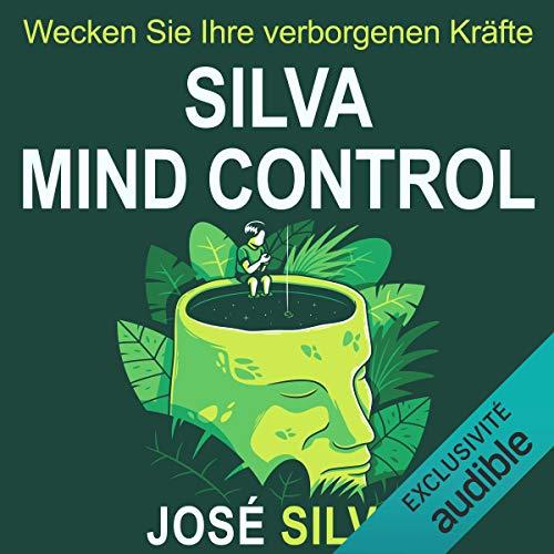 Silva Mind Control audiobook cover art