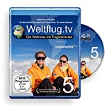 Blu-ray Weltflug.tv 5 - Südamerika: Von Buenos Aires über Iguazú nach Rio de Janeiro. Ein wahres Abenteuer. -