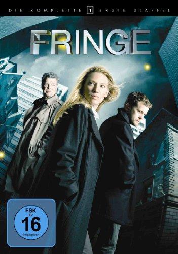 Fringe - Grenzfälle des FBI: Staffel 1 (7 DVDs)