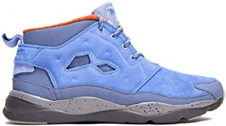 Reebok x Packer Shoes Furylite Chukka Four Seasons Blue Bot Men's Shoes AR1664