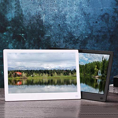 GOHHK Marco Fotos Digital 11.6 Pulgadas - IPS FHD HDMI LED Reproductor Publicidad 1920 * 1080 Marco Fotos Digital Alta resolución - Música/Imagen/Video/Calendario/Reloj, con Control Remoto