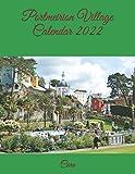 Portmeirion Village Calendar 2022
