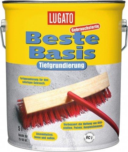 Lugato Beste Basis gebrauchsfertig 2,5 l - Tiefengrundierung