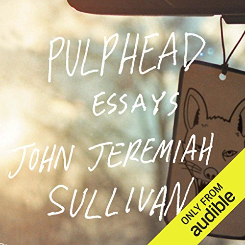 Pulphead audiobook cover art