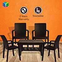 These chairs are built of virgin plastic and moulded in cutting edge designs that symbolizes strength These polypropylene based piece of furniture can be stacked on another of its kind, they are incredibly functional and stylish A great choice for us...