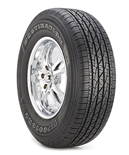 Firestone Destination LE 2 All-Season Radial Tire - 255/70R16 109T