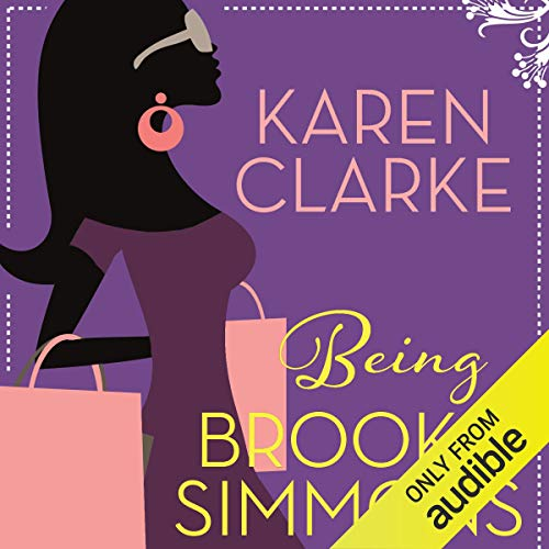 Being Brooke Simmons audiobook cover art