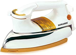HEAVY IRON WITH GOLDEN NON-STICK SOLEPLATE SHI-6011
