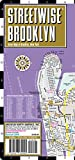 Streetwise Brooklyn Map - Laminated City Center Street Map of Brooklyn, New York (Michelin Streetwise Maps)