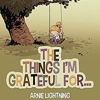 Books for Kids: THE THINGS I'M GRATEFUL FOR cover art