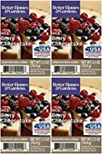 Better Homes and Gardens Wild Berry Cheesecake Wax Cubes - 4-Pack