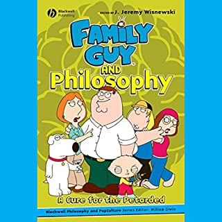 Family Guy and Philosophy copertina