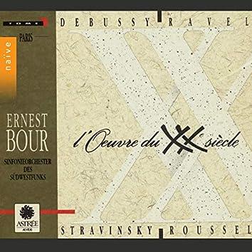 Ernest Bour: L'œuvre du XXe siècle, Vol. 1: Paris