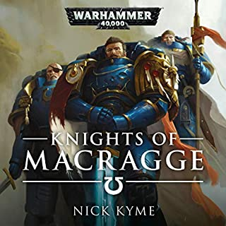 Knights of Macragge cover art