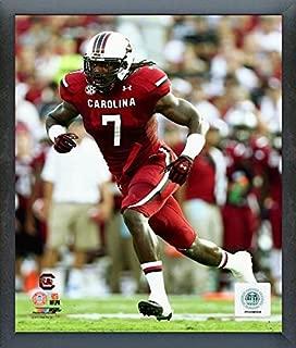 Jadeveon Clowney South Carolina Gamecocks NCAA Action Photo (Size: 12