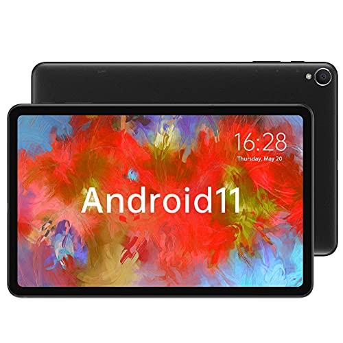 ALLDOCUBE iPlay40Pro タブレット PC,10.4 インチ 2K FHD IPS ディスプレイ,Android11,8GB RAM/256GB ROM (最大2TBの拡張),8コアCPU,4G LTE SIM タブレットPC,2.4G/5G WiFi,GMS認証 (black)
