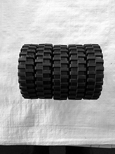 SaidiCo Direct DriveWheel Tires for Mclane Reel Tiff Front Throw Mower 5 Tires Rep.Part# 1035