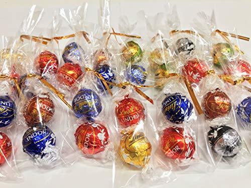 リンツ (Lindt) チョコレート リンドール 詰め合わせ 30個