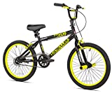 Razor High Roller BMX/Freestyle Bike, 20-Inch Wheel, Black/Green