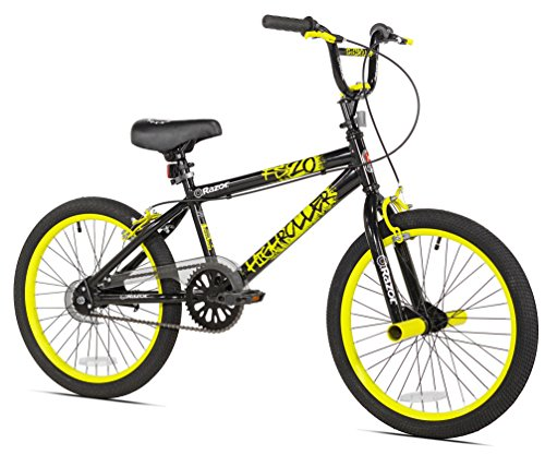 Razor High Roller BMX/Freestyle Bike, 20-Inch
