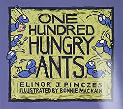 One Hundred Hungry Ants Book for Children