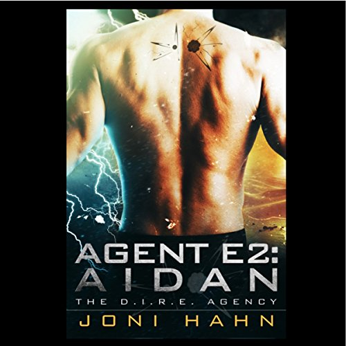Agent E2: Aidan audiobook cover art
