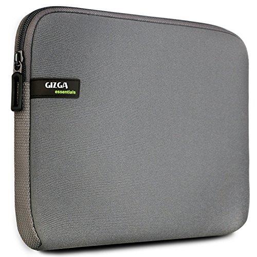 mochila surface de la marca Gizga Essentials Laptop Sleeve Bag Case Cover for 11.6-Inch/ 12.5 Inch Laptop Surface Pro 6 (Grey)