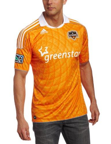 adidas MLS Houston Dynamo Replica Heimtrikot, Herren, Houston Dynamo, XX-Large