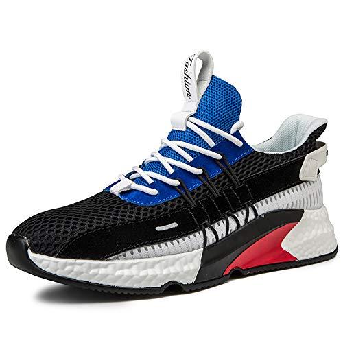 WERTYUH Zapatillas De Running para Hombre Zapatillas De Deporte para Mujer Zapatillas De Trail Running Escalada Zapatillas De Deporte Al Aire Libre Zapatillas Bajas Atletismo,B-39