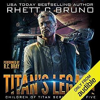 Page de couverture de Titan's Legacy