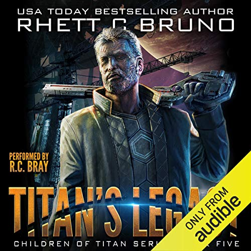 Titan's Legacy cover art
