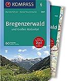 KOMPASS Wanderführer Bregenzerwald und Großes Walsertal: Wanderführer mit Extra-Tourenkarte 1:40.000, 60 Touren, GPX-Daten zum Download