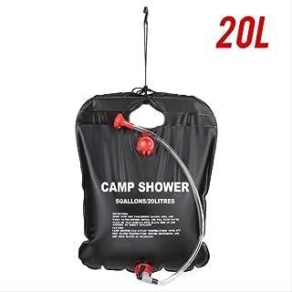 BAJIE - Tienda de campaña automática para ducha 6Ft Privacy para camping, bicicleta, baño, ducha, playa
