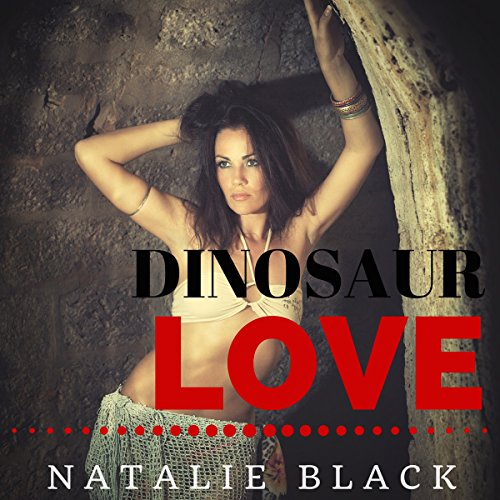Dinosaur Love audiobook cover art