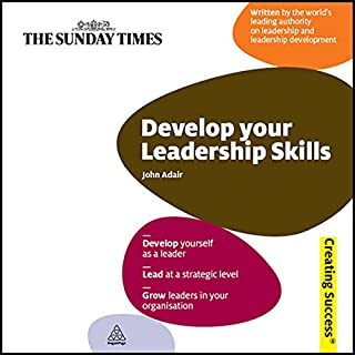 Develop Your Leadership Skills  cover art