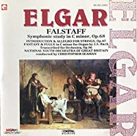 ELGAR FALSTAFF Symphonic study in C minor, Op.68 交響的習作『フォルスタッフ』作品68