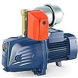 Pedrollo Self Priming Electric Water Pump Pressure Set 5Lt JSWm1AX-N-05VT 0,85Hp 240V
