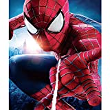 Kit de diamond painting Spiderman sans cadre 12*16 Inch Spiderman 2.