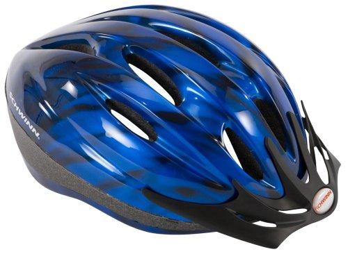 Schwinn Intercept Adult Bicycle Helmet, ages 14 and up, Blue