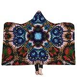 xkjymx Einkaufen Automobile & amp; Elektronik Mode Schönheit & amp; Hut Decke Adult Hooded Coral Fleece Warm