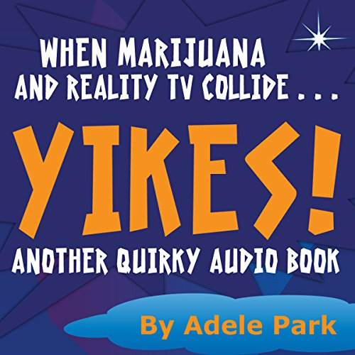 Yikes! audiobook cover art